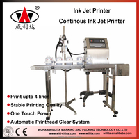 High performacne serial number small character ink jet printer
