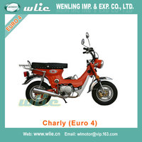 China Made most popular products china moorcycle monster pit bike Charly 125 (Euro 4)
