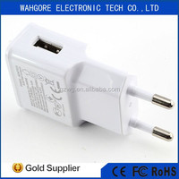 Factory 5V 2.1A NOTE 2 charger for samsung usb charger OEM