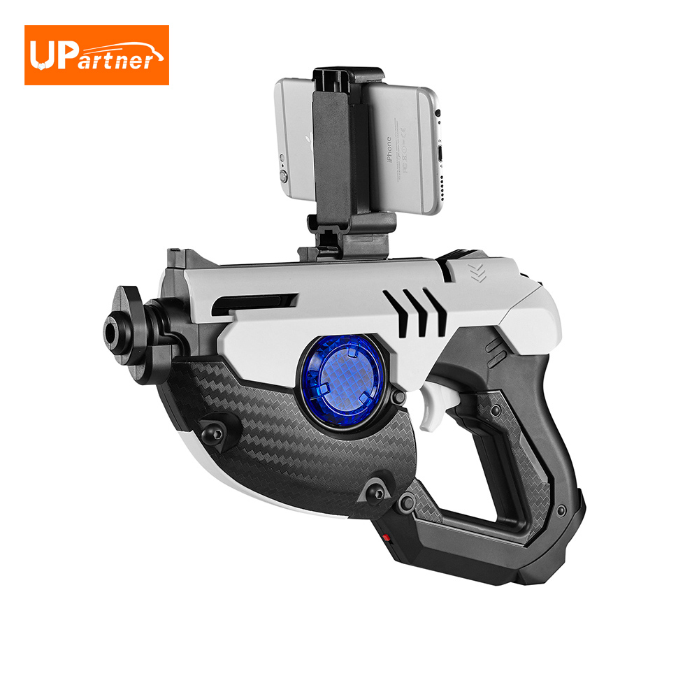 UPartner Shooting Game APP Controller Plastic AR game <strong>gun</strong> bluetooth electronic toy AR <strong>Gun</strong>