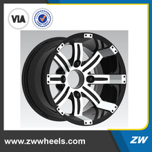 Hot sale 12 inch ATV alloy wheel rims, pcd 4x101.6 atv wheels(ZW-A247-1270)