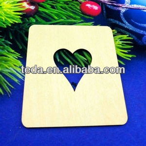 Wooden Christmas DecorationNew Christmas Decoration 2014