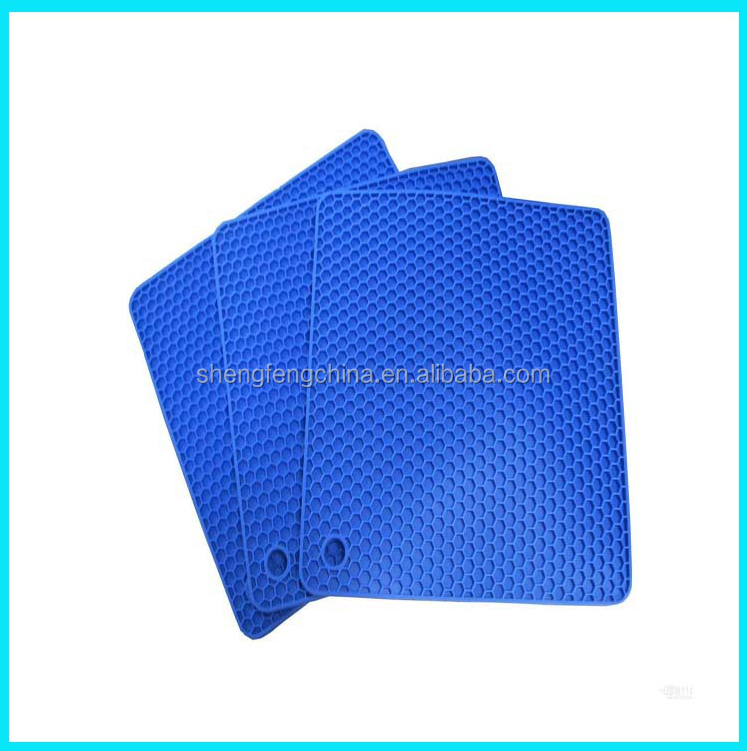 Food grade kitchen silicon baking mat with custom printing