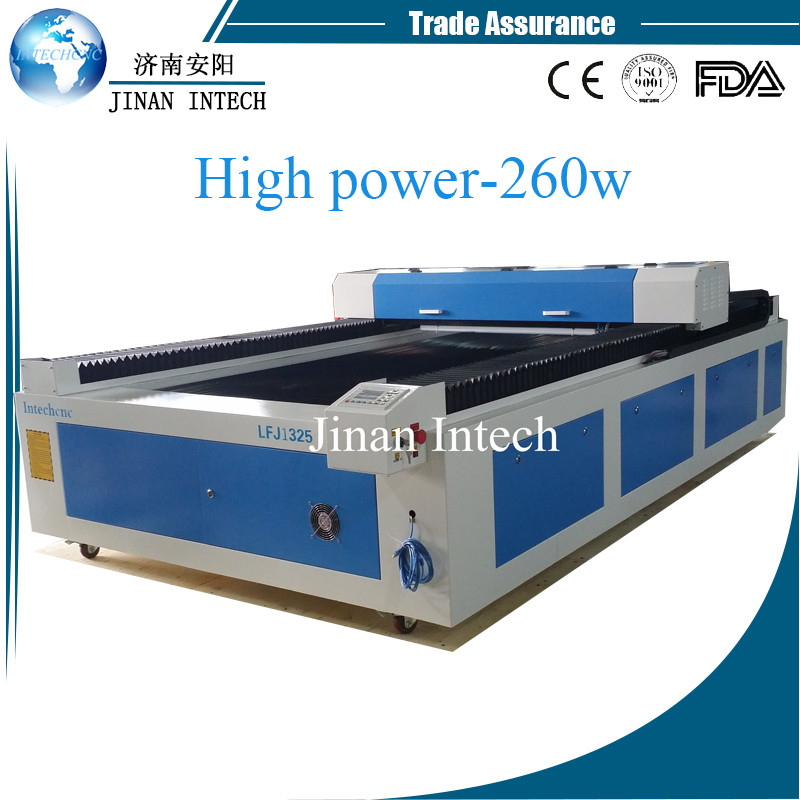 For hard plywood EFR F-220 1300x2500mm laser wood cutting machine price
