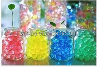 polymer gel water beads for making air freshener