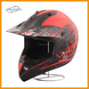 Helmet use for racing ktm dirtbike pitbike chinese quad parts skull half face mask