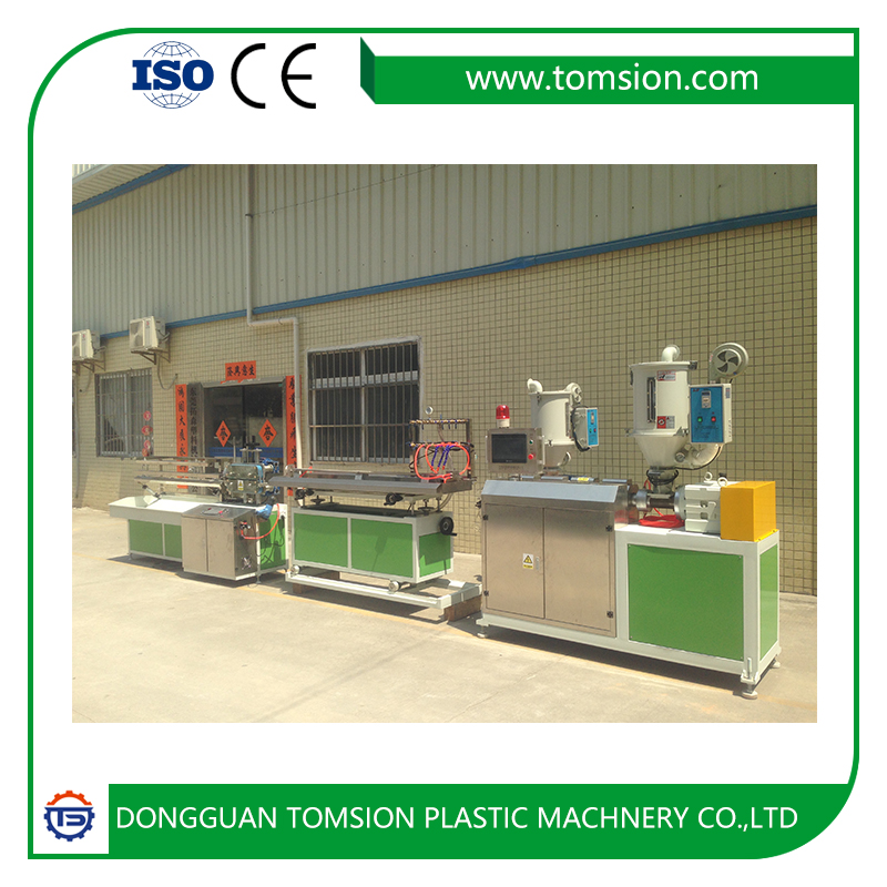 Rigid and soft profile co-extrusion making machine production <strong>line</strong> for windscreen wiper