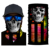 BJMOTO Moto Biker Cycling skull Face Sun Mask Neck Balaclava Headwear Animal Clown Skull Sport Fishing face mask