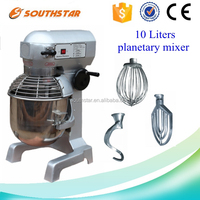High quality Planetary Mixers 10 liters Adjusted Speeds,Floor Stand Model Planetary Mixer Used
