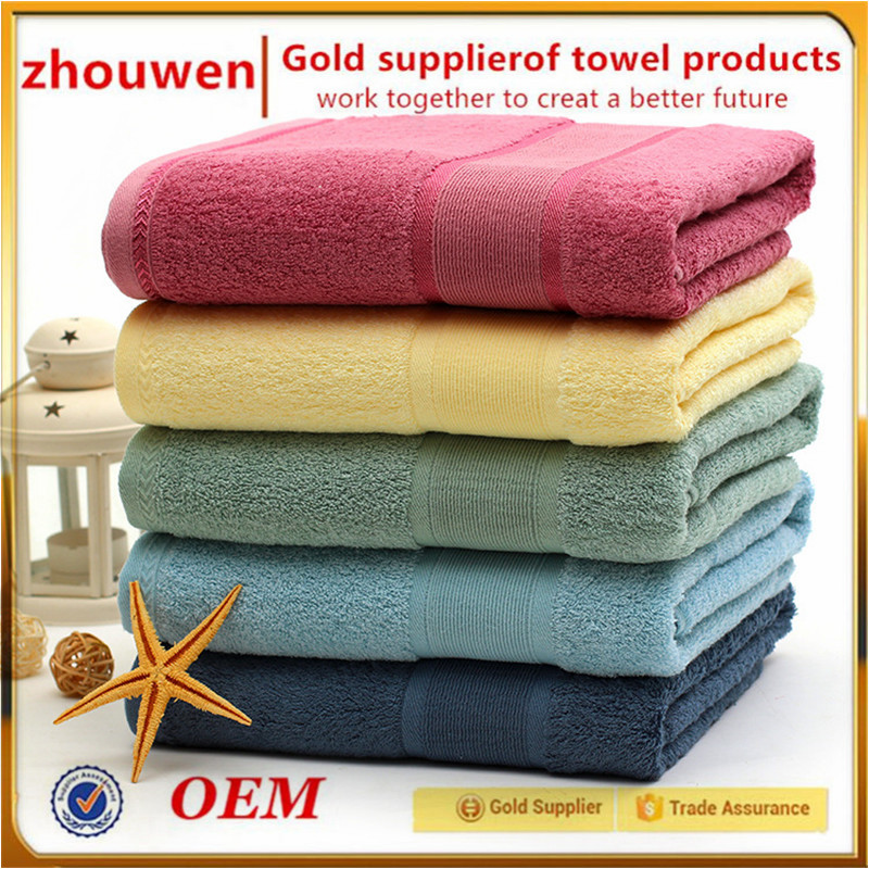 alibaba china supplier wholesaler turkish towel Bamboo bath towel