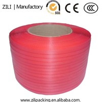 PP plastic strip/Packing plastic strap/Strapping plastic strap for printing industry