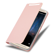 PU Leather Wallet Phone Case for ZTE Axon 7 Card Holder Kickstand Protective Flip Cover Case for ZTE Axon 7