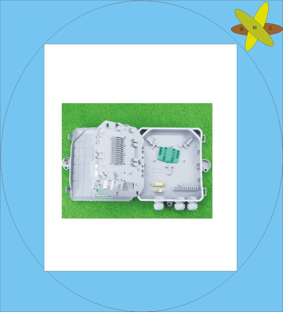 Good Price ODF Fiber Optic Distribution Frame /Final Termination Box