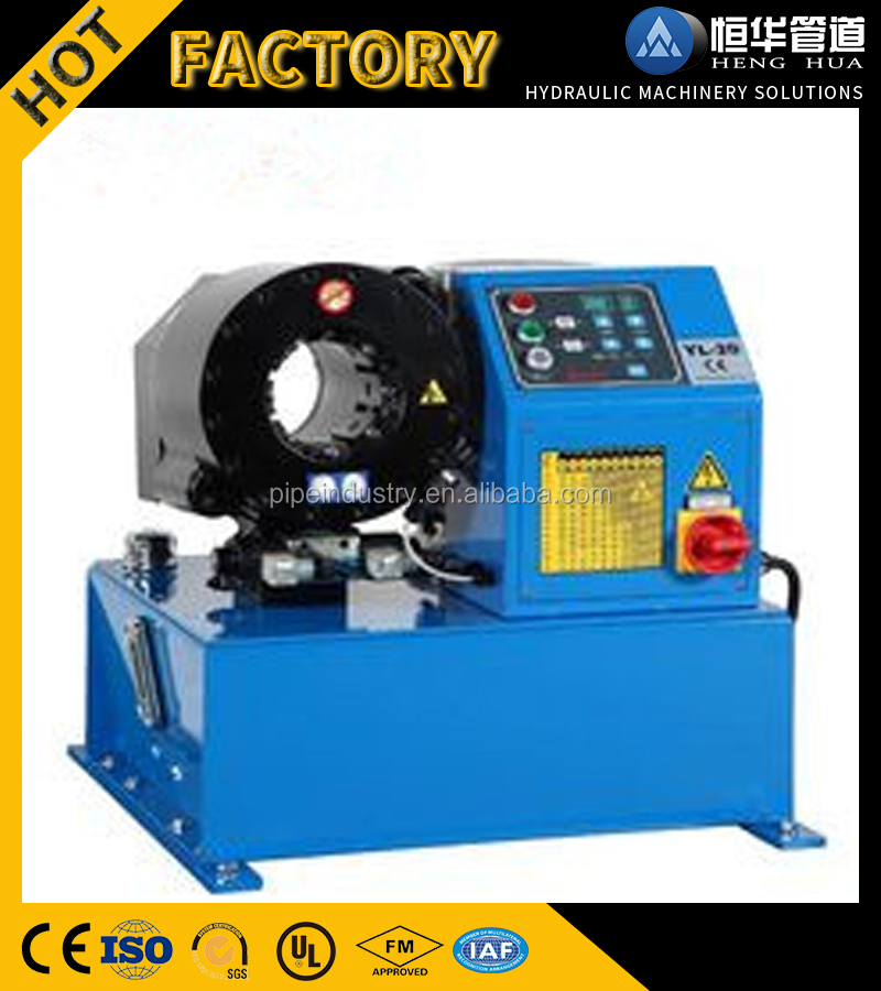 Lowest Price Hydraulic Hose Crimping Machine for Small Business