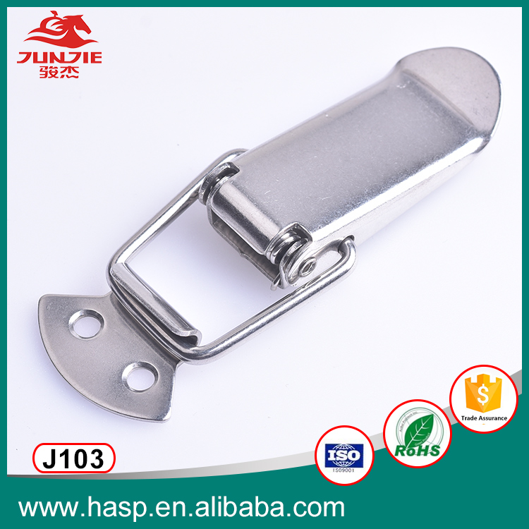 Bag latches Bag accessories toggle latch mini size spring latch clamp J103