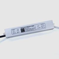 12v 10w Electronic LED Driver ip67 led outdoor waterproof switch power supply