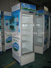 Upright Glass Door Refrigerator/Drink Cooler