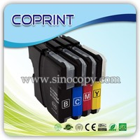 Compatible printer ink cartridge LC-38/61/65/67/980/1100BK/C/Y/M for Brother DCP-145C/165C/385C