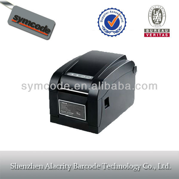 High quality barcode laser printer low price
