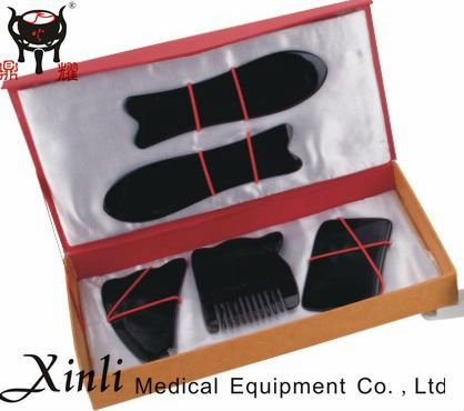 TCM Guasha board tool for health gift