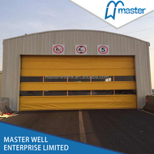 Magnetic screen Industry modern high speed rolling up shutter door high speed rolling up shutter door