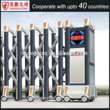 High Quality Heavy Duty auto Sliding Gate