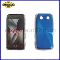 Aluminium Hard Case Back Cover for Blackberry Bold Touch 9860