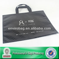 2014 Cheap Black PP Nonwoven Garment Bag
