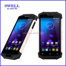 Original No.1 X9 4G LTE 6800mAh Waterproof Mobile Phone 5.5 Inch MSM8916 Quad-core 1GB+ 8GB Android 4.4 13MP GPS with RFID