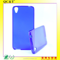 protective transparent clear TPU cell phone case cover for Alcatel idol 3 ot6039x