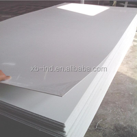 Inkjet printable pvc plastic sheet,PVC rigid film 3mm thick
