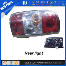 Rear light ZHONGXING ZX New Admiral A9 AUTO SPARE PARTS ZX CAR ACCESSORIES repuestos chinos para autos