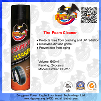 Power Eagle Strong Power Tire Foam Cleaner Car Care Products 600ml