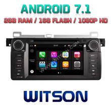 WITSON S190 ANDROID 7.1 CAR DVD PLAYER NAVIGATION FOR BMW E46 1998-2005