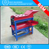 2017 electric corn sheller machine / diesel engine driven corn sheller / generator powered corn sheller