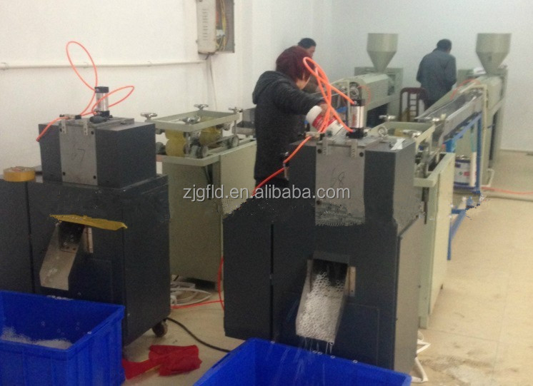 TPR,TPU Elastic band machine/ Elastic band production line