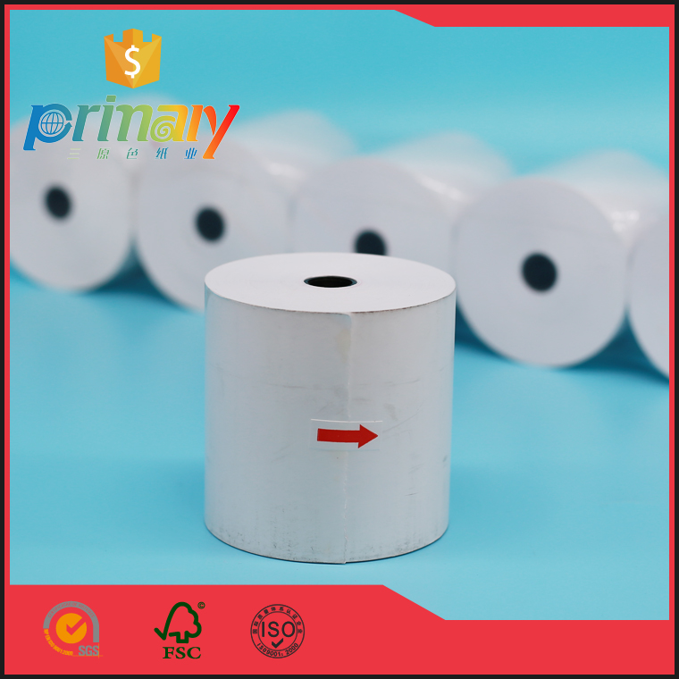 80mmx80mm cash register thermal paper roll 2 1 4 thermal paper fax machine