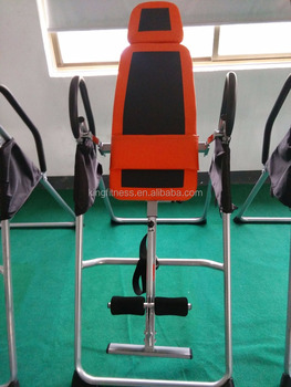 Gym fitness equipment inversion tables