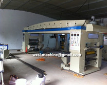 high quality Aluminum Foil Paper Film Compound Dry Type Glue Lamination Machine Price