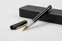 high quality luxury gold fountain pen