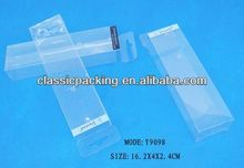 2014 new style pvc cake boxes clear large clear plastic boxes,custom printed cosmetic boxes