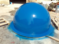 decorative fiberglass dome