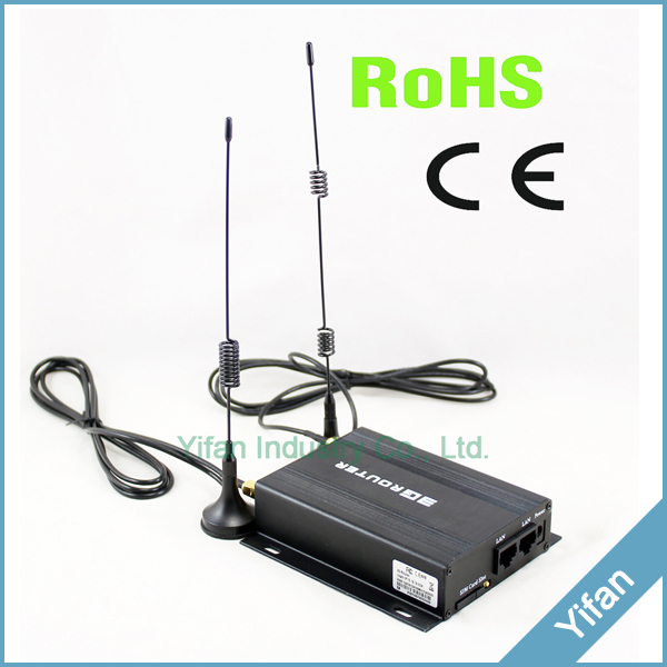 supports 32 users R220 Series 3g router wifi bus with external antenna