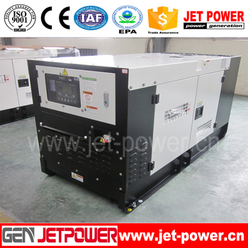 powerful silent 50KW diesel generator with low price with automatic transfer switch