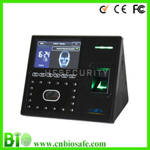 Made in China Free Software Face Recognition Time Attendance System Iface402