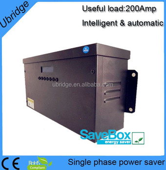 200AMP RTOS Control Intelligent Power Factor Saver