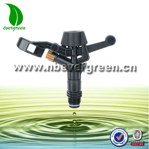 "5035 3/4"" male thread full circle best lawn sprinkler for water irrigation system"