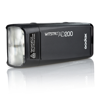 GODOX Outdoor Flash light AD200 TTL&HSS I/8000s 2.4GHz Wireless with LED modeling light