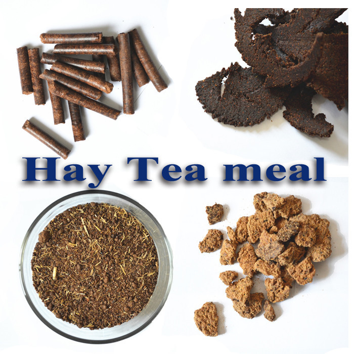 tea seed meal for farming/tea seed cake/tea seed powder