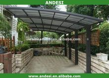 outdoor decorative carport and patio cover kits